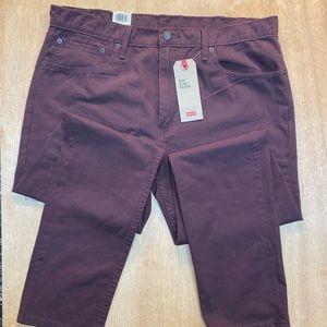 Levi's Jeans - 512 Slim Taper LEVIS size 38 length 32